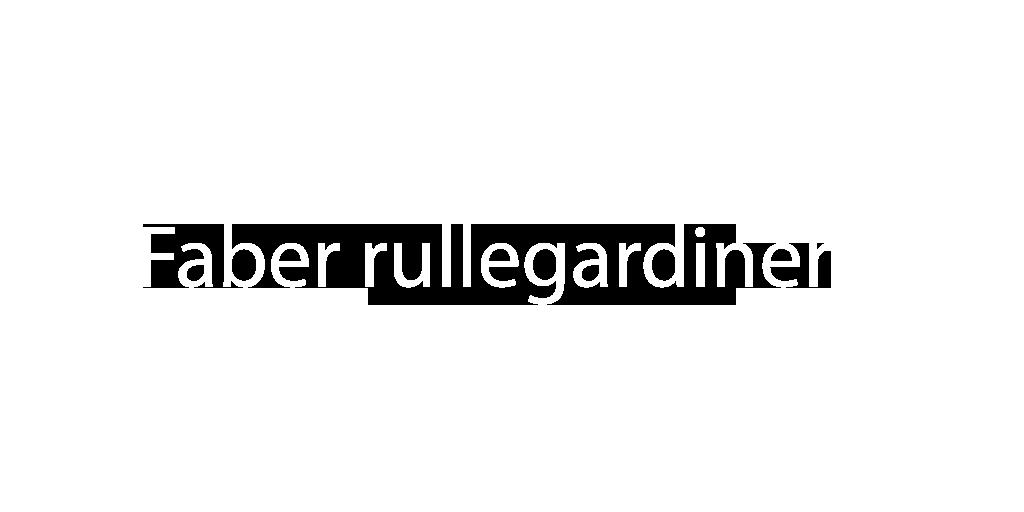 Faber rulle gardiner