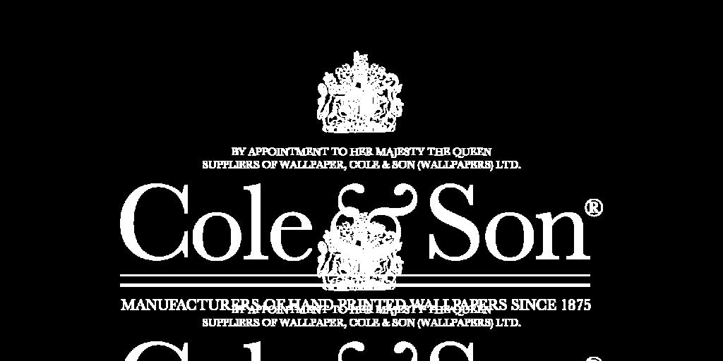 Tapet fra Cole & Son