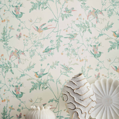Cole & Sons Icons Hummingbirds wallpaper
